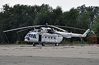 Helicopter-DataBase Photo ID:11357 Mi-8MTV-1 BurundaiAvia UP-MI861
