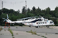Helicopter-DataBase Photo ID:11358 Mi-8MTV-1 BurundaiAvia UP-MI861