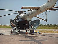 Helicopter-DataBase Photo ID:1338 Mi-8MTV-1 United Nations UR-25514 cn:95662