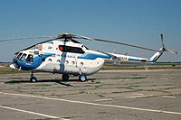 Helicopter-DataBase Photo ID:16768 Mi-8MTV ATLANT UR-25514 cn:95662