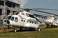 Helicopter-DataBase Photo ID:16756 Mi-8MTV-1 United Nations UR-AFC cn:96058