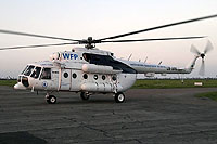 Helicopter-DataBase Photo ID:16755 Mi-8MTV-1 United Nations UR-APR cn:95973