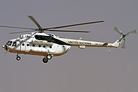 Helicopter-DataBase Photo ID:9776 Mi-8MTV-1 United Nations UR-CCO cn:94996