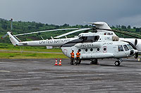 Helicopter-DataBase Photo ID:13856 Mi-8MTV-1 United Nations UR-CHD cn:94997