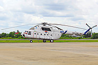 Helicopter-DataBase Photo ID:12561 Mi-17-1V National Disaster Management Authority UR-CMJ cn:103M01