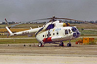 Helicopter-DataBase Photo ID:15421 Mi-8MTV Khoriv-Avia UR-HLA cn:95127