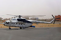 Helicopter-DataBase Photo ID:8080 Mi-8MTV-1 United Nations UR-HLB cn:95128