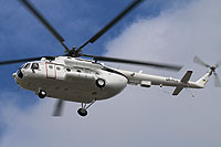 Helicopter-DataBase Photo ID:12941 Mi-8MTV-1 (upgrade by Aviakon 4) Ukrainian Helicopters UR-HLD cn:94915