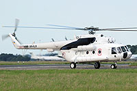 Helicopter-DataBase Photo ID:12736 Mi-8MTV-1 (upgrade by Aviakon 4) Ukrainian Helicopters UR-HLD cn:94915
