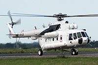 Helicopter-DataBase Photo ID:12737 Mi-8MTV-1 (upgrade by Aviakon 4) Ukrainian Helicopters UR-HLD cn:94915