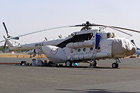 Helicopter-DataBase Photo ID:8079 Mi-8MTV-1 United Nations UR-HLG cn:94708