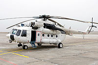 Helicopter-DataBase Photo ID:13435 Mi-8MTV-1 Ukrainian Helicopters UR-HLS cn:94917