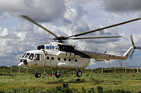 Helicopter-DataBase Photo ID:17770 Mi-8MTV-1 United Nations UR-KGS cn:96112
