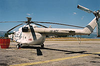 Helicopter-DataBase Photo ID:15330 Mi-8MT unknown UR-MOY cn:95403