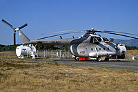 Helicopter-DataBase Photo ID:15331 Mi-8MT unknown UR-MOY cn:95403
