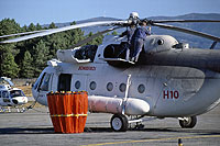 Helicopter-DataBase Photo ID:15344 Mi-8MT unknown UR-MOY cn:95403