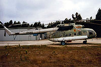 Helicopter-DataBase Photo ID:1161 Mi-8MTV Ukrainian Cargo Airways UR-UWD cn:95235