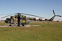 Helicopter-DataBase Photo ID:13653 Mi-8MT Ukrainian Army Aviation 08
