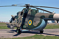 Helicopter-DataBase Photo ID:13654 Mi-8MT Ukrainian Army Aviation 08
