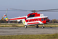 Helicopter-DataBase Photo ID:15066 Mi-8MT Ministry of Emergency Situations of Ukraine 22 blue cn:94306