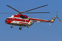 Helicopter-DataBase Photo ID:15065 Mi-8MT Ministry of Emergency Situations of Ukraine 22 blue cn:94306