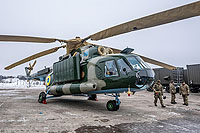 Helicopter-DataBase Photo ID:15184 Mi-8MTPI Ukrainian Air Force 39 blue
