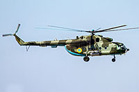 Helicopter-DataBase Photo ID:11608 Mi-8MT Ukrainian Army Aviation 61 yellow cn:93883