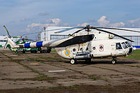 Helicopter-DataBase Photo ID:16682 Mi-8MT Ukrainian Army Aviation 63 yellow