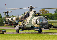 Helicopter-DataBase Photo ID:11607 Mi-8MT Ukrainian Air Force 67 yellow cn:95119