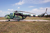 Helicopter-DataBase Photo ID:16683 Mi-8MT Ukrainian Air Force 81 yellow cn:94039