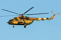 Helicopter-DataBase Photo ID:15304 Mi-8MT Ukrainian Army Aviation 833 white