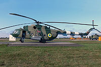 Helicopter-DataBase Photo ID:13848 Mi-8MT Ukrainian Army Aviation 86 red