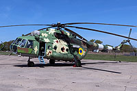 Helicopter-DataBase Photo ID:14419 Mi-8MT Ukrainian Air Force