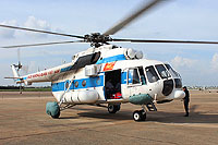 Helicopter-DataBase Photo ID:14612 Mi-171E Vietnamese People's Army Air Force 8431