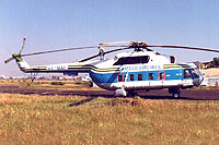 Helicopter-DataBase Photo ID:13356 Mi-172 Mesco Airlines VT-MAF cn:356C04