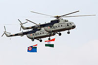 Helicopter-DataBase Photo ID:13279 Mi-17-1V Indian Air Force Z2875