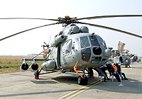 Helicopter-DataBase Photo ID:4072 Mi-17-1V Indian Air Force Z3345 cn:356M100
