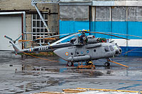 Helicopter-DataBase Photo ID:13744 Mi-17-1V Indian Air Force Z3354 cn:356M109