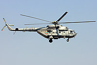 Helicopter-DataBase Photo ID:11049 Mi-17-1V (upgrade by India) Indian Air Force Z3376 cn:356M131