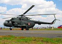 Helicopter-DataBase Photo ID:1906 Mi-8MTV-1 Mexican Air Force 1713 cn:94926