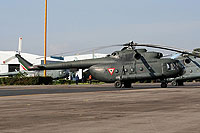 Helicopter-DataBase Photo ID:12348 Mi-8MTV-1 Mexican Air Force 1713 cn:94926