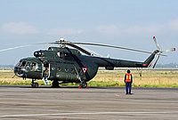 Helicopter-DataBase Photo ID:11110 Mi-17 Mexican Air Force 1716 cn:226M225
