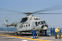Helicopter-DataBase Photo ID:1152 Mi-8MTV-1 Mexican Navy AMHT-206 cn:95882