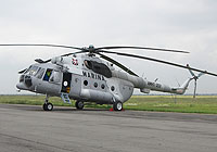 Helicopter-DataBase Photo ID:4382 Mi-8MTV-1 Mexican Navy AMHT-207 cn:95883