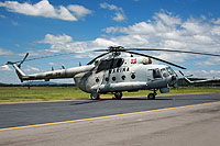 Helicopter-DataBase Photo ID:11209 Mi-8MTV-1 (upgrade by AviaBaltika 2) Mexican Navy AMHT-219 cn:96614