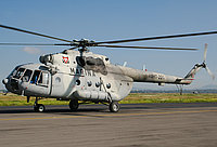 Helicopter-DataBase Photo ID:4945 Mi-8MTV-1 Mexican Navy AMHT-221 cn:96640