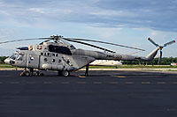 Helicopter-DataBase Photo ID:7632 Mi-17-V5 Mexican Navy AMHT-223 cn:484M01