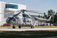 Helicopter-DataBase Photo ID:15548 Mi-8MTV-1 Mexican Navy ANX-2220 cn:96612
