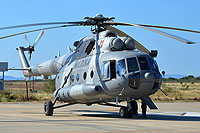 Helicopter-DataBase Photo ID:3218 Mi-8MTV-1 Mexican Navy ANX-2221 cn:96640