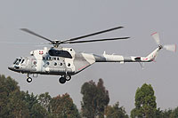 Helicopter-DataBase Photo ID:11516 Mi-17-V5 Mexican Navy ANX-2223 cn:484M01
